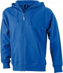 JN042 MEN'S HOODED JACKET