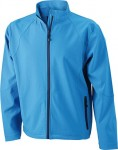 JN1020 MEN'S SOFTSHELL JACKET