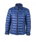 JN1082 MEN'S QUILTED DOWN JACKET
