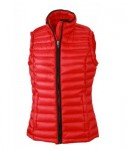JN1079 LADIES' QUILTED DOWN VEST