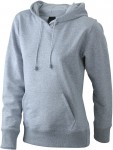 JN051 LADIES' HOODED SWEAT