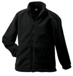 JN044K FULL-ZIP FLEECE JUNIOR