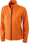 JN1021 LADIES' SOFTSHELL JACKET